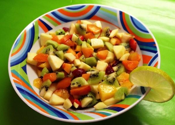 groente fruit yoghurt dieet